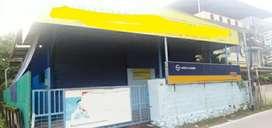 2500 sqft godown with office (ware house) at panampilly nagar kadavtra