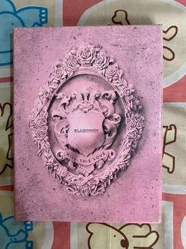 Album Blackpink Kill This Love (pink)