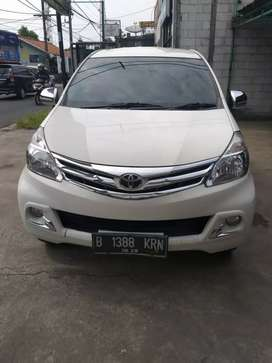 Avanza G 2015 manual Dp 12jt