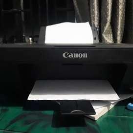 Printer canon pixma2570s