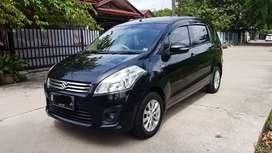 Suzuki Ertiga GL M/T 2013 terawat, pajak ON feb 2021