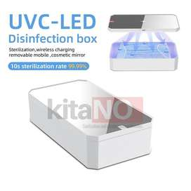 3-in-1 UV sanitisation box & Wireless Charger