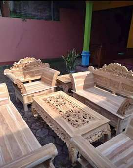 Sofa tamu Matahari Cerah