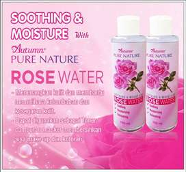 Autumn Rose Water 150ml (Air Mawar)