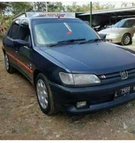 Jual mobil Peugoet 306 tahun 1996