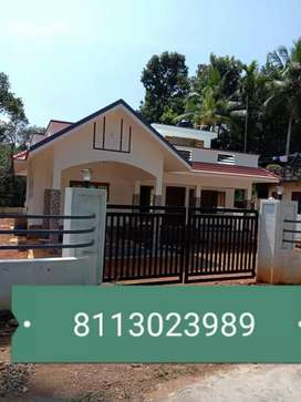 BRAND NEW HOUSE SALE IN PALA PONKUNNAM HIGHWAY JUST 1 KM