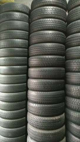 Used tyres for all cars