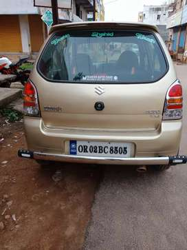 I sell my alto lxi