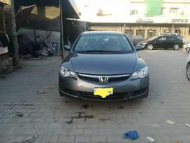 Honda civic in very good condition. Just buy and drive