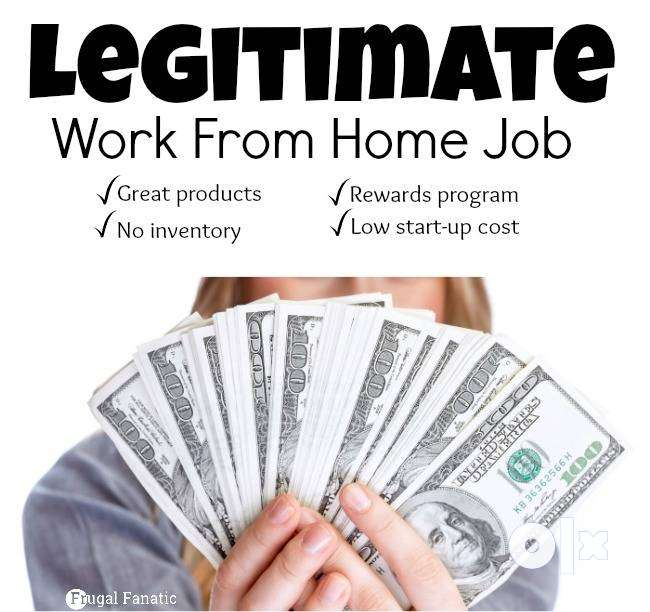 An opportunity for part time job seekers with weekly payouts don't mis 0