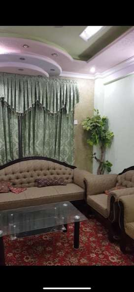 Full furnished flat for rent in deans complex