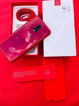 One Plus 7 ..256GB internal 8GB Ram Only 3 Month old
