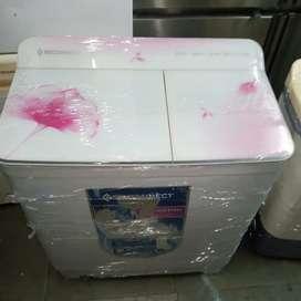 Reconnect brand 9.0 kg semi automatic washing machine
