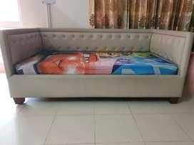 6 feet × 3 feet sofa cum bed