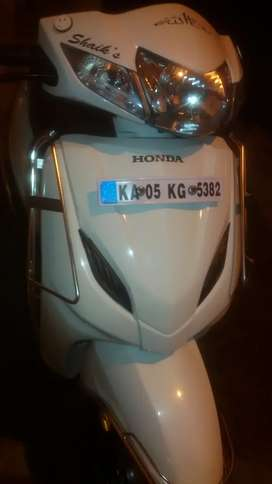 Activa 4g full on condition