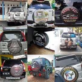 Cover Ban Rush Toyota-Jeep All-Ecosport sarung ban terios vitara Tepat