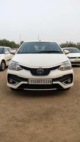 Toyota Etios VD, 2018, Diesel