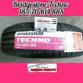 JUAL MURAH BAN Avanza Xenia Panther 185/70R14 Bridgestone Techno