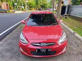 Hyundai Grand Avega A/T 2012