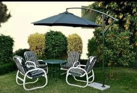 outdoor  furniture available in