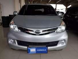 Daihatsu Xenia R manual 2013 Silver dp ringan
