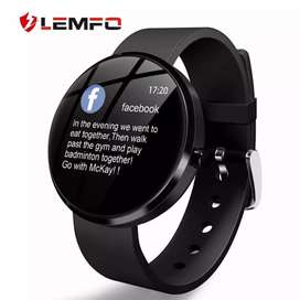 LEMFO  Smart Watch compatible with Huaweri Samsung Iphone & all brands