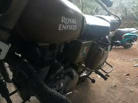 Gud condition desert storm 500 cc bullet