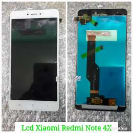 Jual & pasang Lcd Xiaomi Redmi Note 4x , free pemasangan