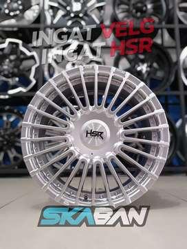 jual hsr wheel amarasi ring 16x7 h8(114,3/100) utk vios,city,baleno