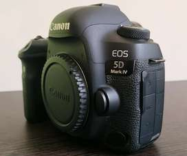 Canon 5d markiv for rent at Trivandrum