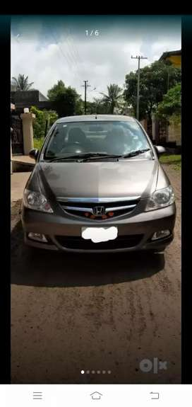 Honda city ZX anniversary model