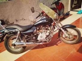 Bajaj avanger good condition 2013