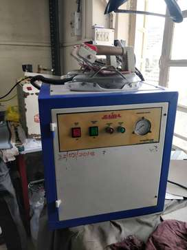 Automatic Double press steam boiler