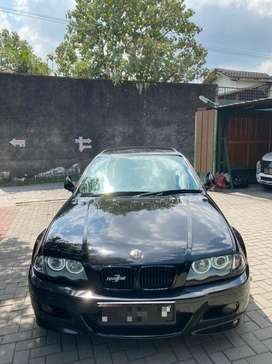 BMW E46 318i M43 M3 Modif sedan Istimewa Pribadi