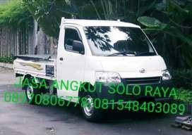 Jasa Angkut/pindahan solo raya /rental pickup