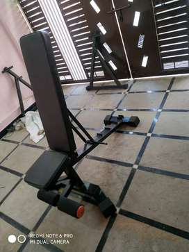 Adjustable Bench  gym bench (multipurpose)