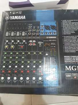 Mixer Yamaha MG10XU 10 chanel original