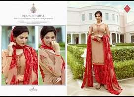 Women Royal Silk dress material