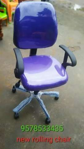 New rolling chair