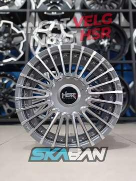 jual hsr wheel ring 16x7 h10(114,3/100) di ska ban pekanbaru
