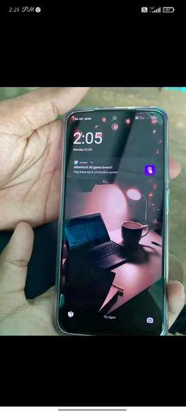 Mi note 10 4+64 only exchange with iphone 7 64 or 128gb