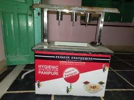 Automatic Pani Puri machine