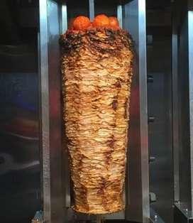 Urgent wanted alfaham shawarma master