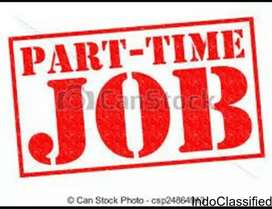 Home based part time job extra income weekly quickly