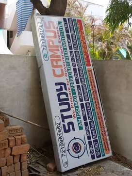 Flex board Electric full new in Rs 7000