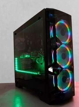 Gaming PC Fortnite Apex-Leg CSGO DotA2 Computer i5, 8GB RAM, RX570 4GB