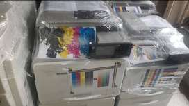 Automatic documents feeder color Photocopier with printer scanner