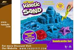 Kinetic Sand with Moulds - Multiclour