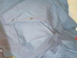 Lab Coat New Smoke Grey Colour