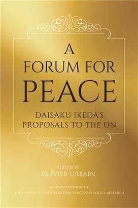 Book A forum For Peace